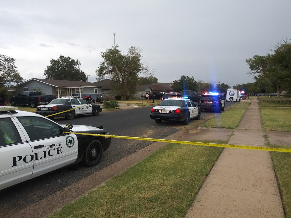 Police responded to a domestic dispute and shooting in East Lubbock.