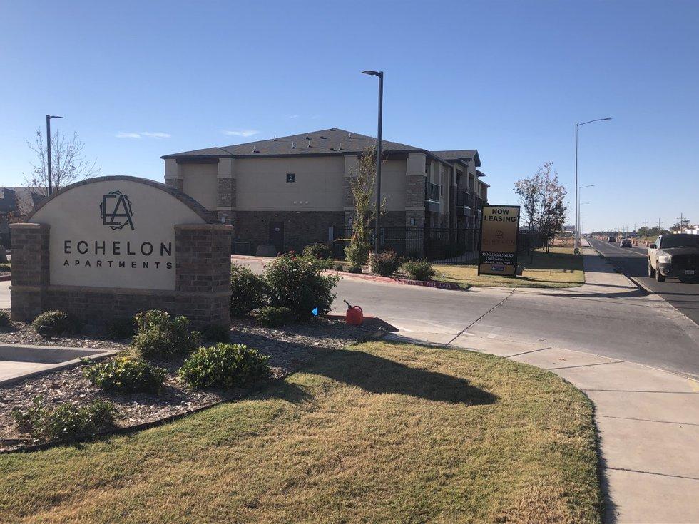 Echelon Apartments in Lubbock