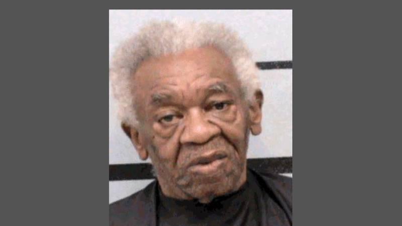 76 year-old Clyde Boyd