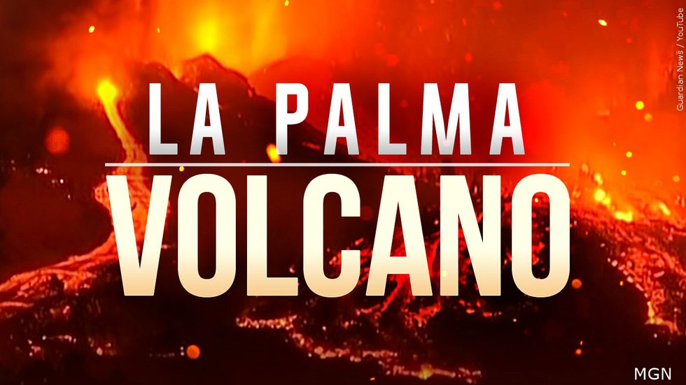 La lava del volcán de La Palma llega al Océano Atlántico