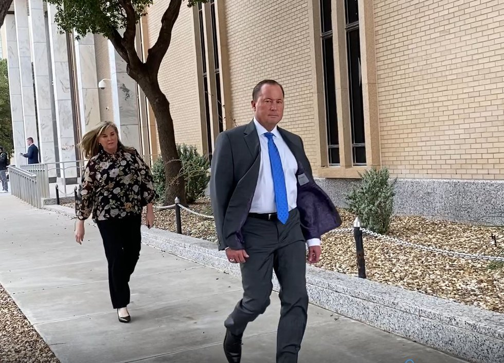 Jury decides Bart Reagor personally owes more than $53 million to Ford Motor Credit.