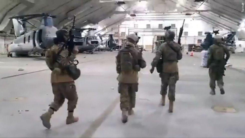 Marchas forzadas para reabrir el aeropuerto de Kabul: Qatar
