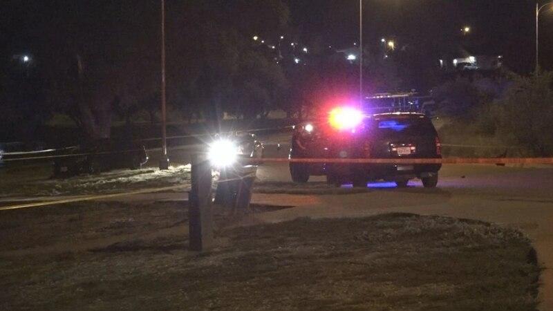 De acuerdo a las autoridades, un hombre habría atropellado a una mujer y luego le disparó,...